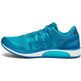 saucony Liberty ISO Buty do biegania Kobiety niebieski